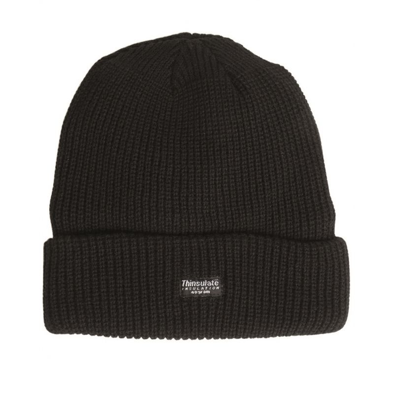 Шапка Mil-Tec «THINSULATE™ WATCH CAP» Black